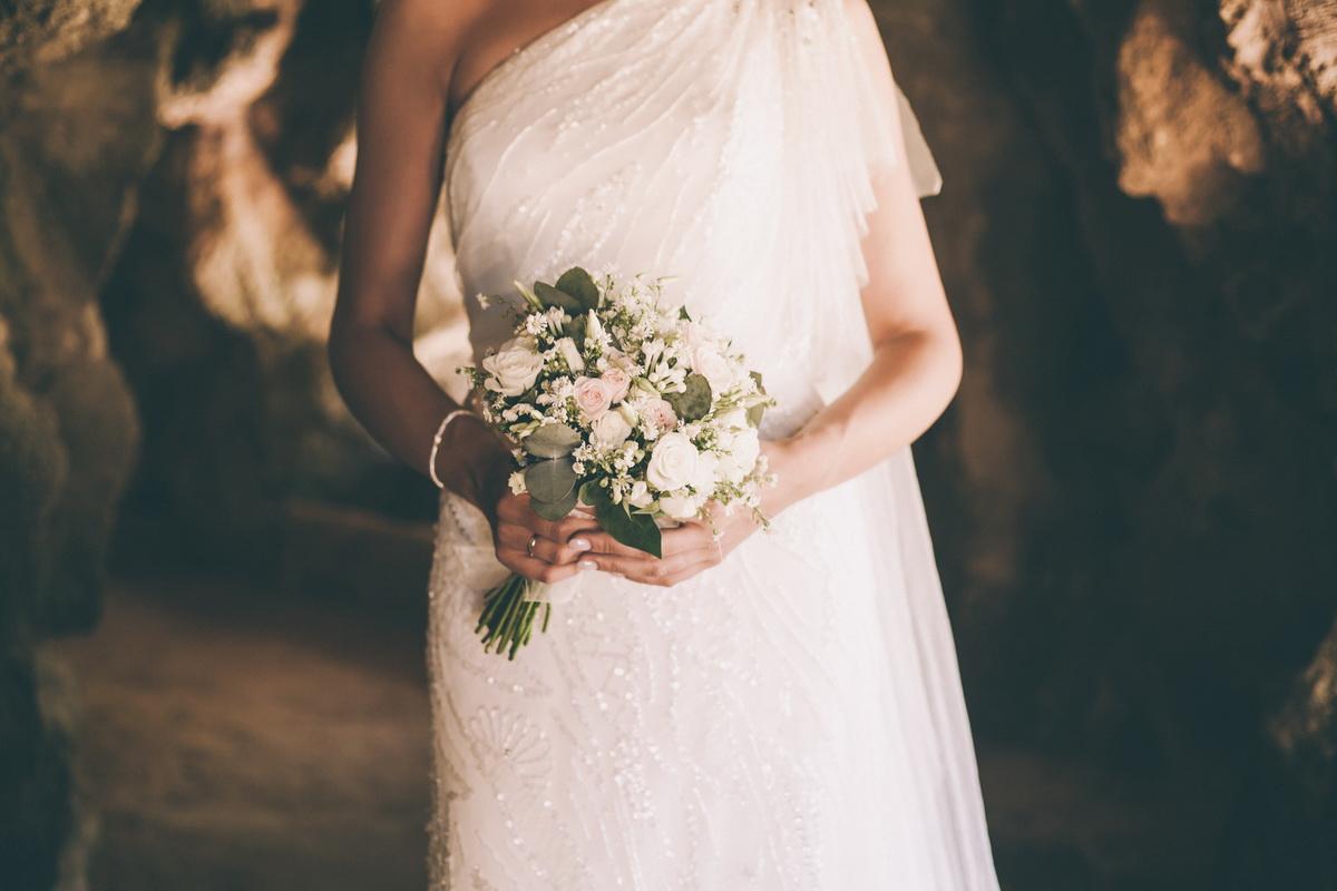 24 Fotos de boda en el baluarte de los martires en cadiz