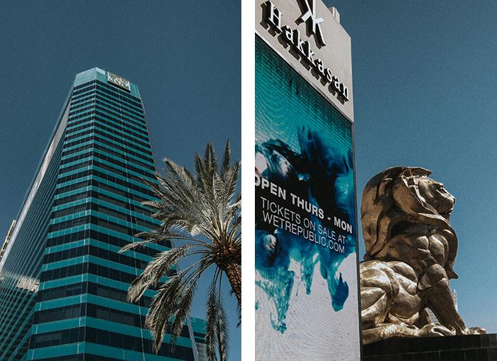 Fotos de Las Vegas por Issa Leal