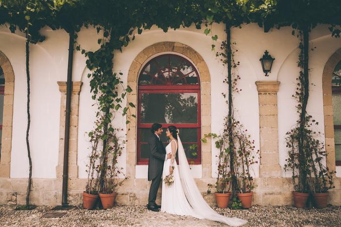 Reportaje de boda en la bodega gonzalez byass