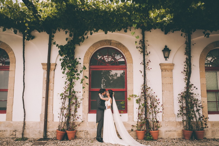 Foto del reportaje de boda