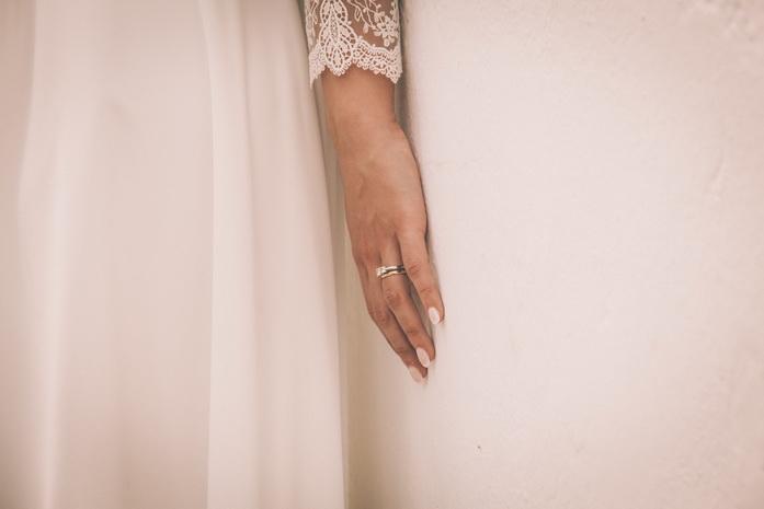 Detalle de los anillos