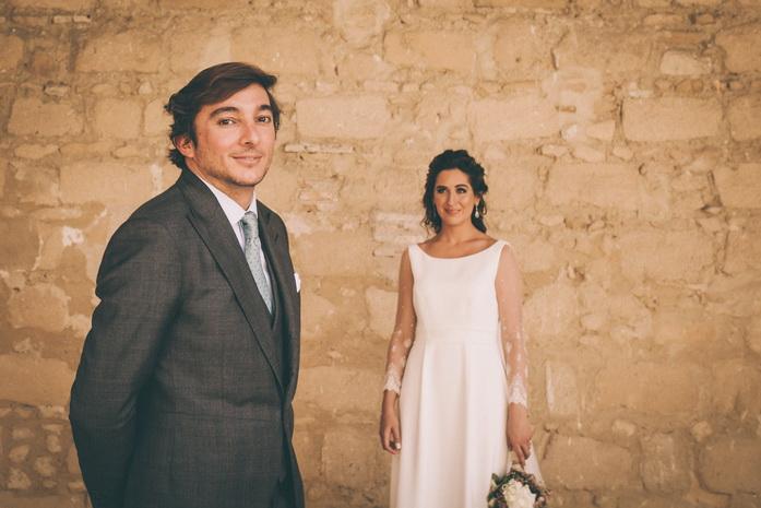 Sesion de fotos de boda